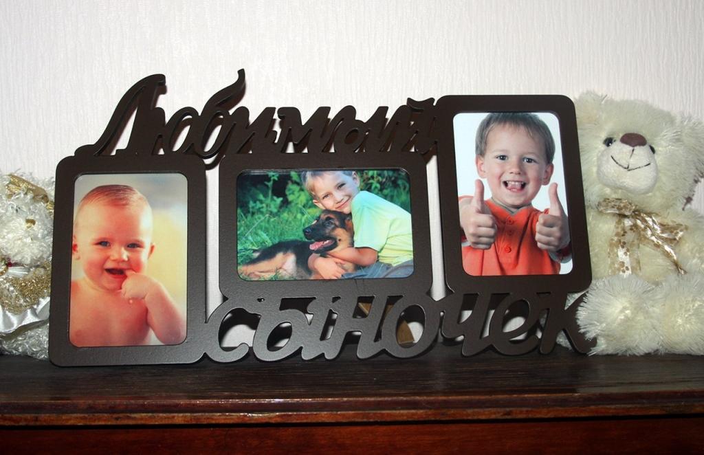 Рамка из фанеры для фото