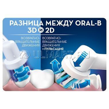 Электрическая зубная щетка oral b инструкция
