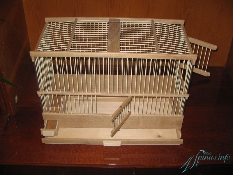 Как сделать деревянные клетки 363