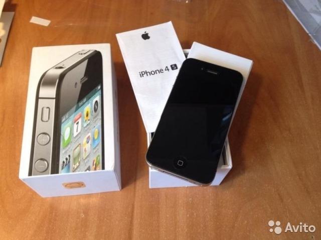 айфон 4s фото и характеристика