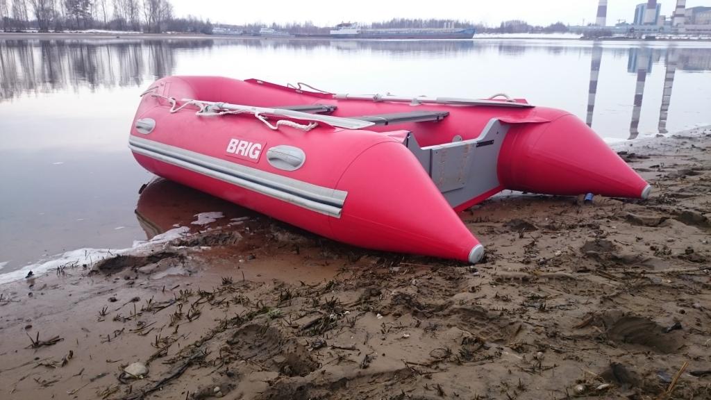 лодка серия baltic