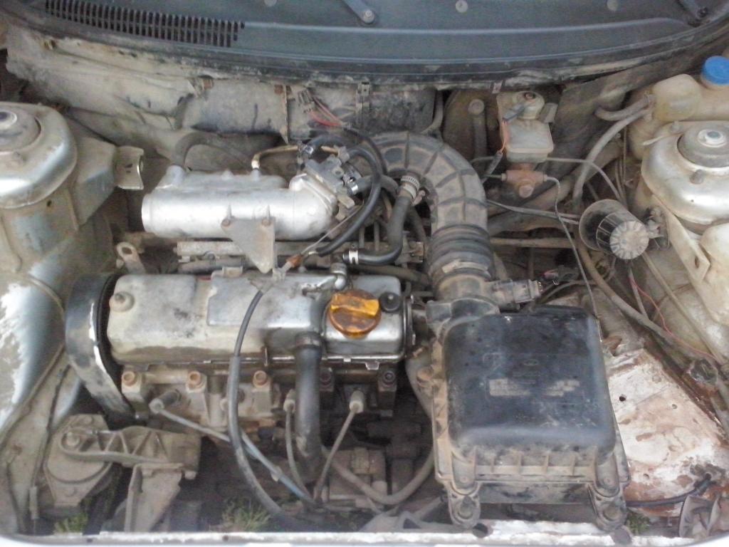 Фото №16 - ВАЗ 2110 8 клапанов инжектор