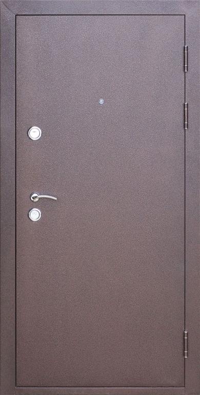 дверь металлическая теплая цена