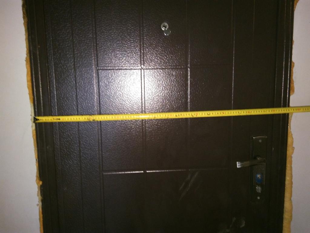 класс прочности стальной двери