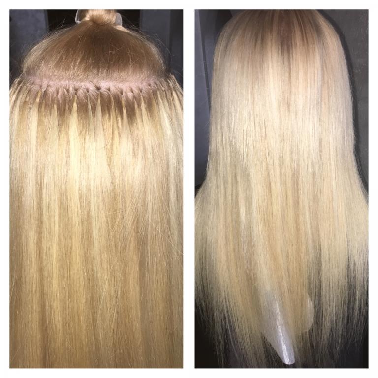 Наращивание волос цена иваново