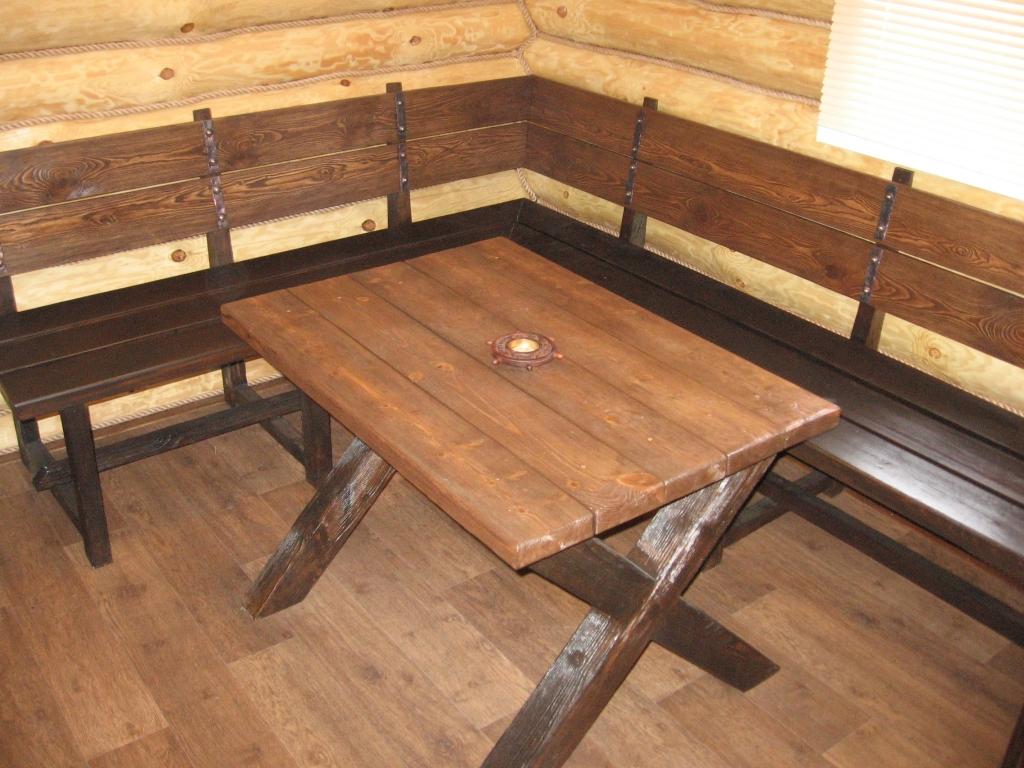 Сделать своими руками стол для бани 29