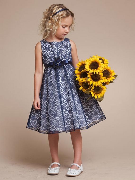 Красивые платья для девочек своими руками фото