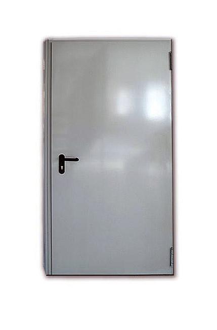 дверь металлическая противопожарная 2100 1000 цена