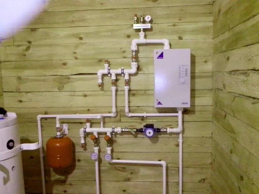 Электрокотел в частного дома своими руками 466