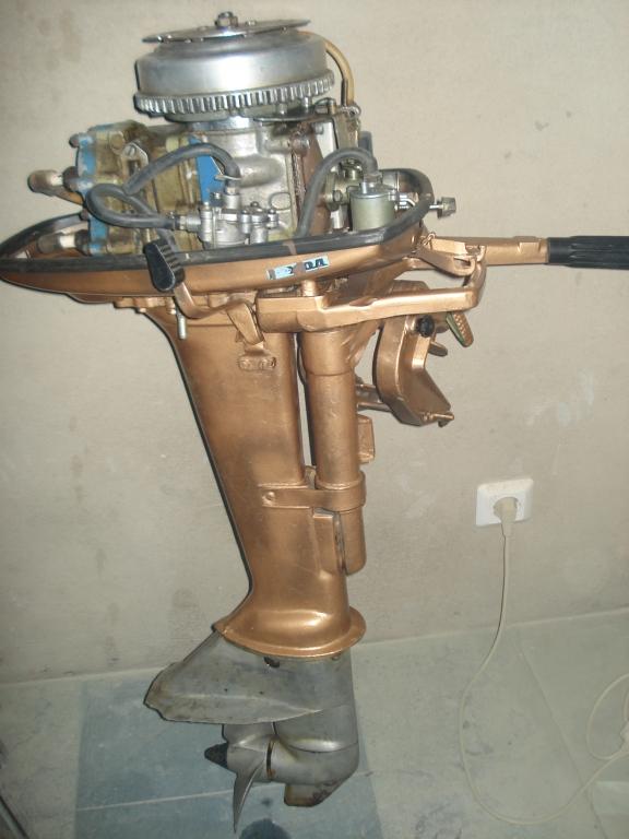 нога от ветерка 8 мотор от ветерка 12