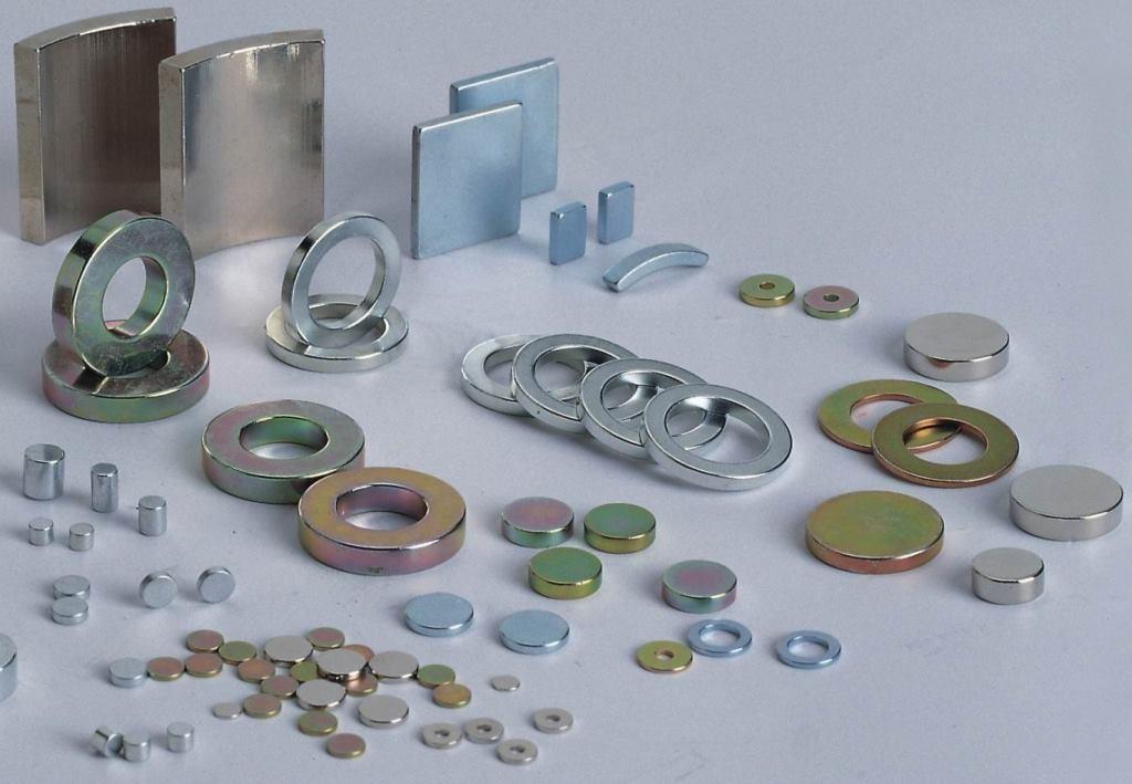 Как делают неодимовые магниты