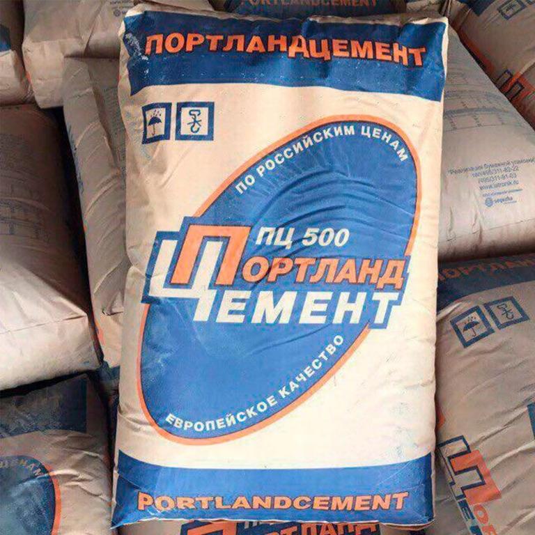 нормированный цемент