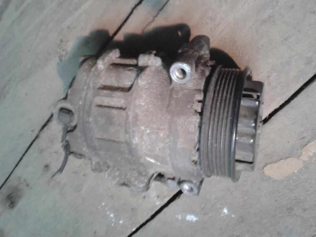 компрессор кондиционера мерседес не работает