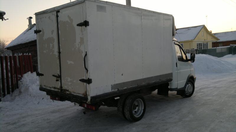 Ивановская барахолка IvBB.RU * фургон промтоварный на газель 3м