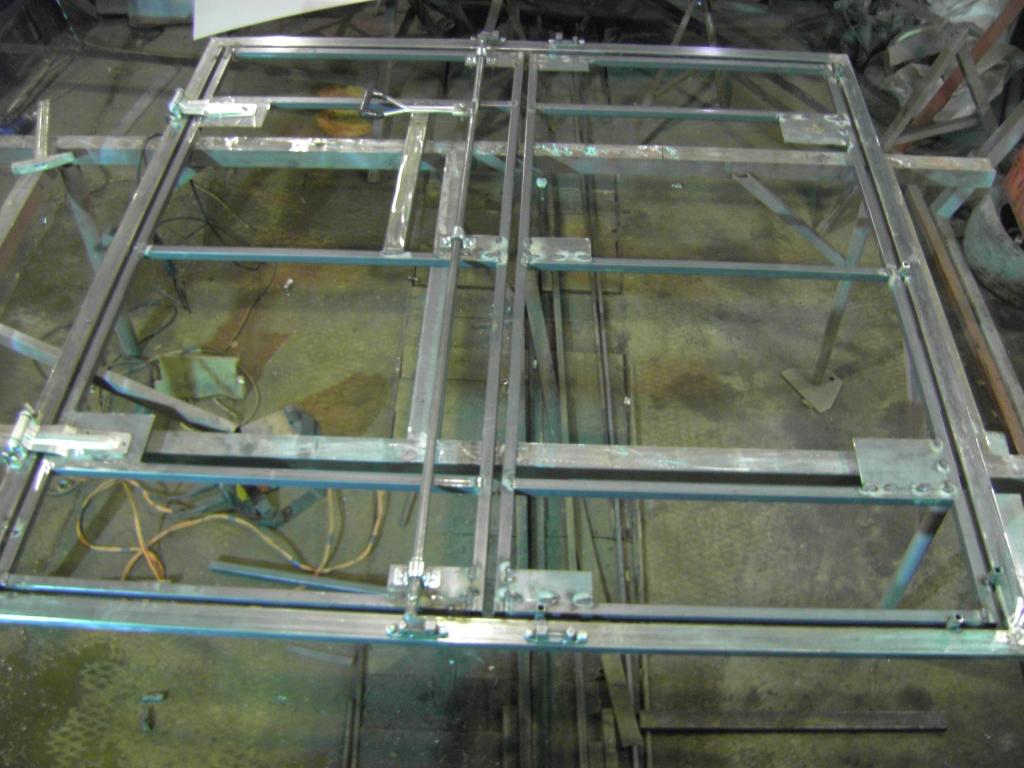 Как сделать изотермический фургон