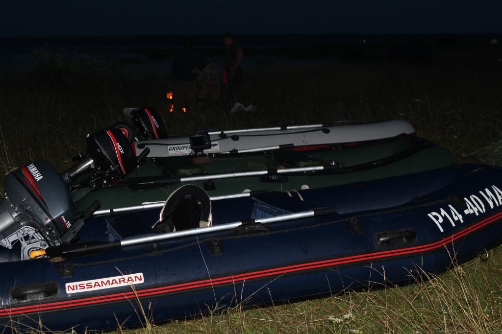размер транца лодки ниссамаран