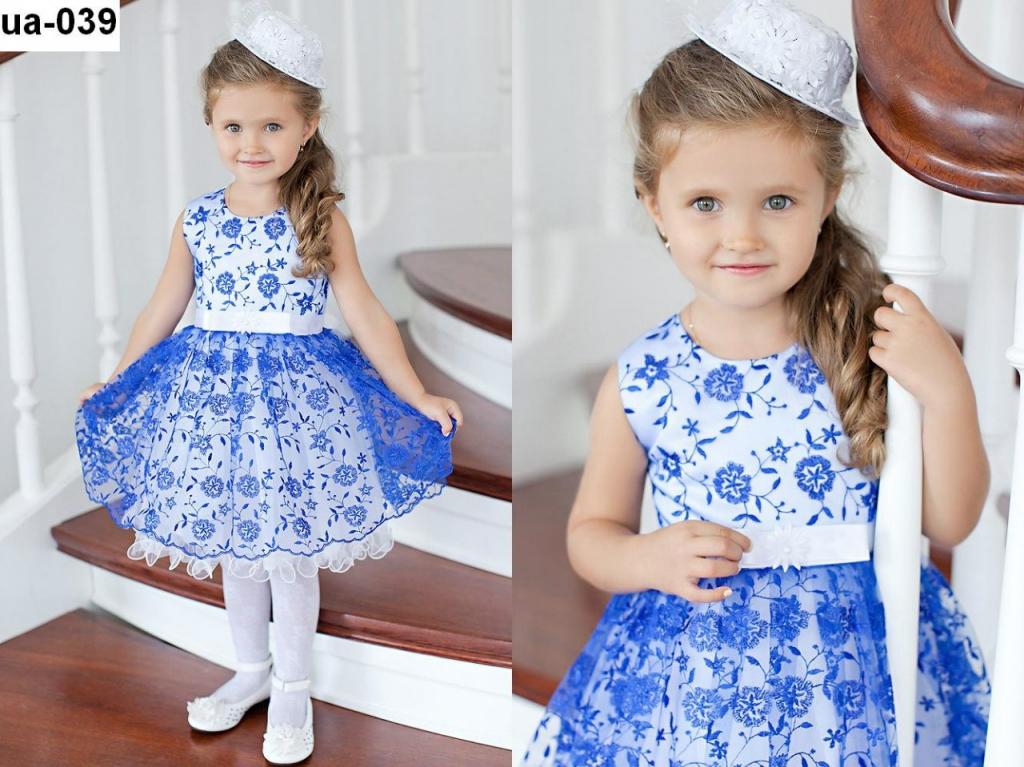 Платье на выпускной детское своими руками фото