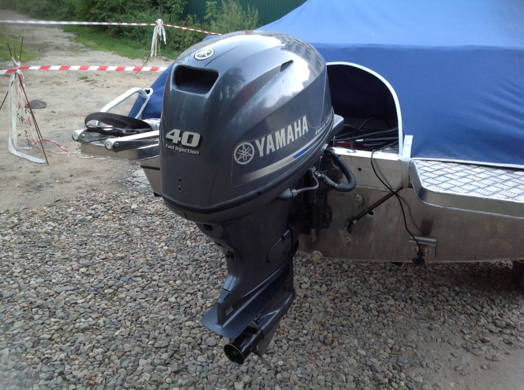газ реверс на лодочный мотор ямаха 15