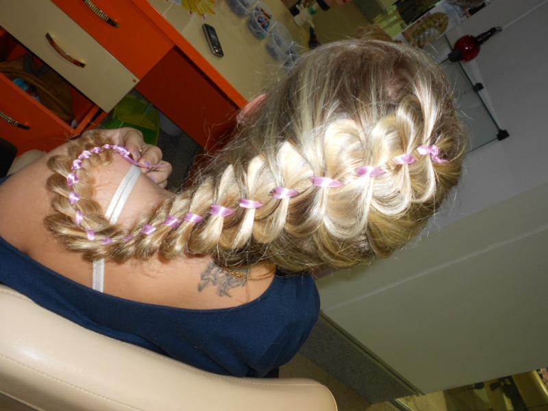 Курс по плетению кос в воронеже