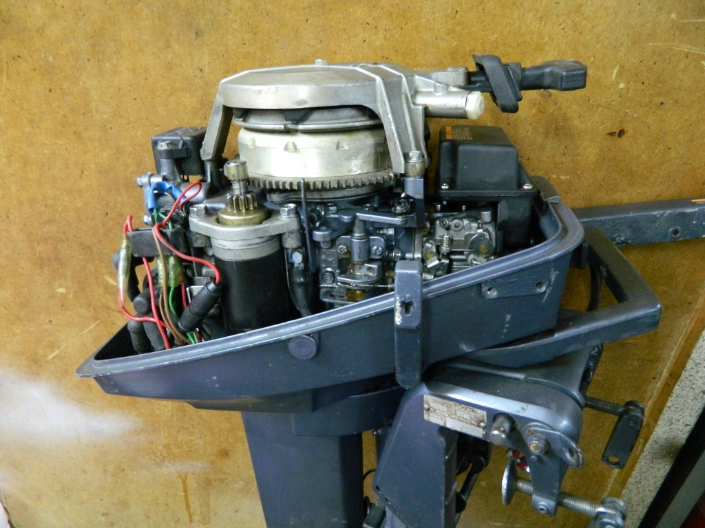 стартер для подвесного мотора