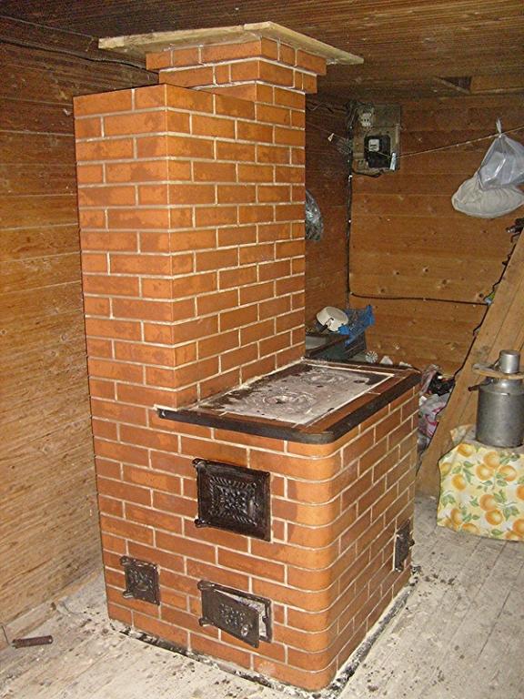 Как сделать варочную печь