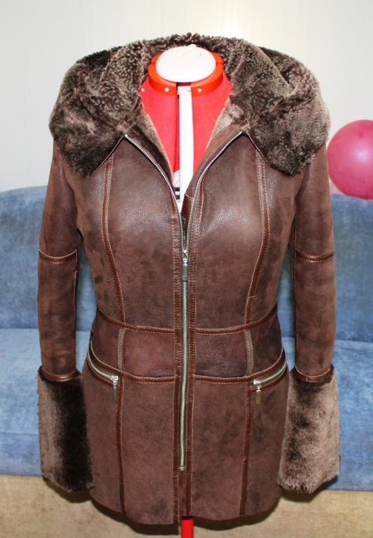 Перешить старую куртку модную