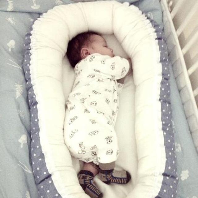 Матрасик кокон для новорожденных своими руками