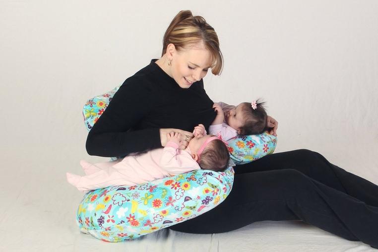 Подушки для беременных двойней