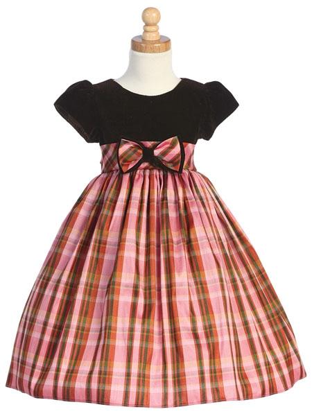 Платья для девочек нарядные своими руками