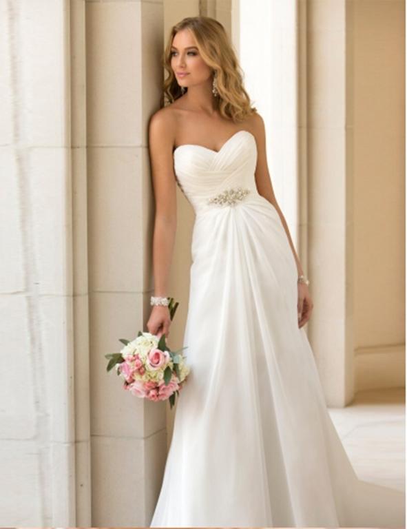 Греческое свадебное платье купить недорого в москве