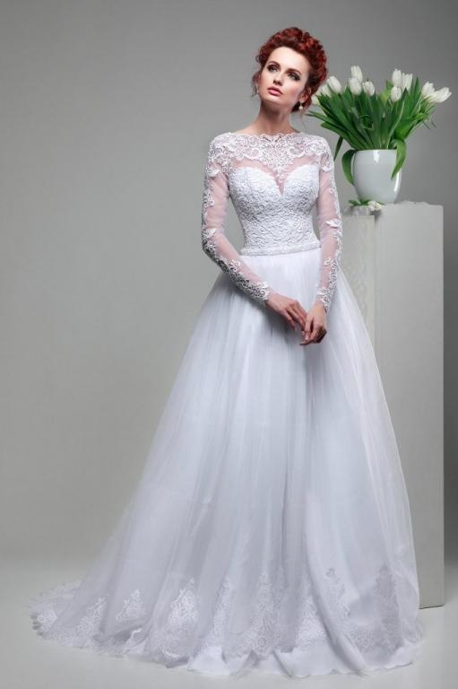 Свадебные платья и цены россий