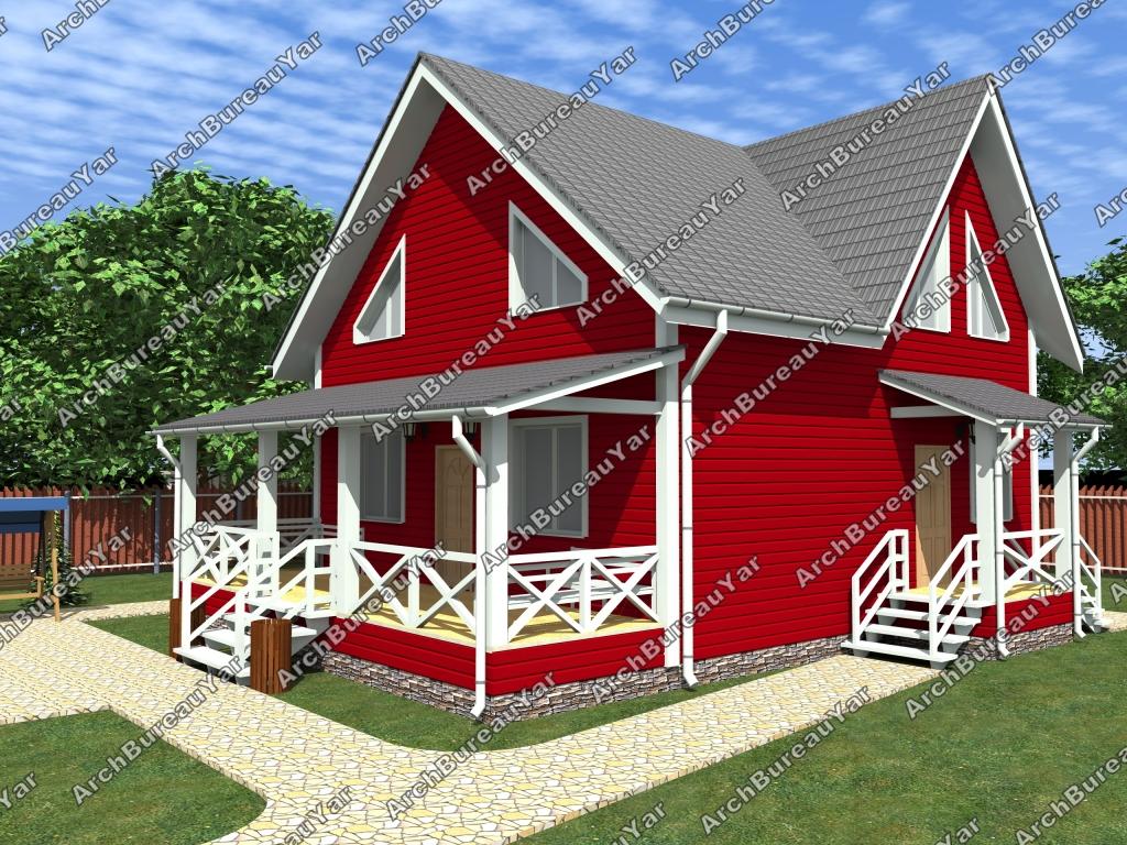 дизайн-проектов жилых помещений; - цветовое решение фасадов; - пристройки и надстройки к существующим домам