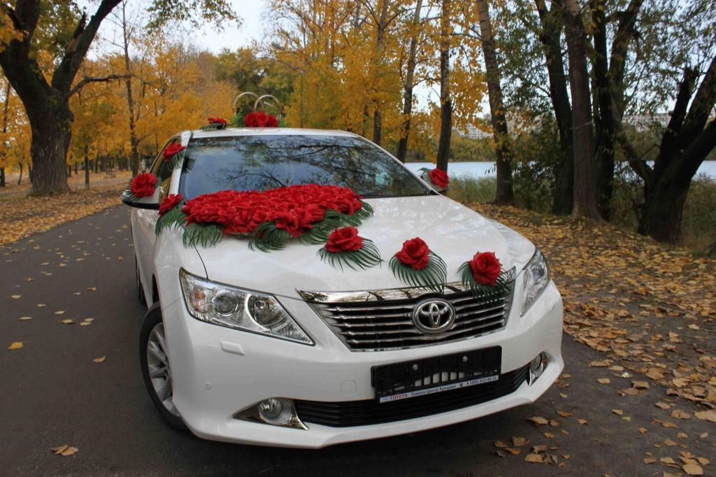 свадебные машины, фото