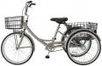 Трёхколёсные велосипеды для взрослых становятся всё более популярными Какой взрослый трёхколёсный...