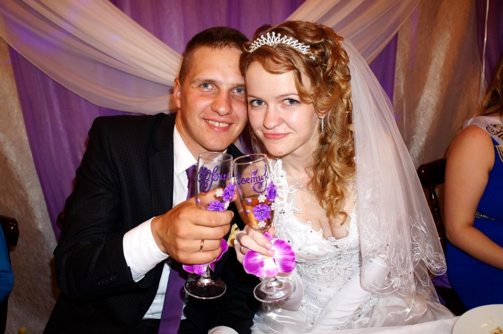 Русский знакомства свадьба