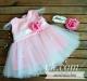 Как сшить самой детское платье из фатина 51