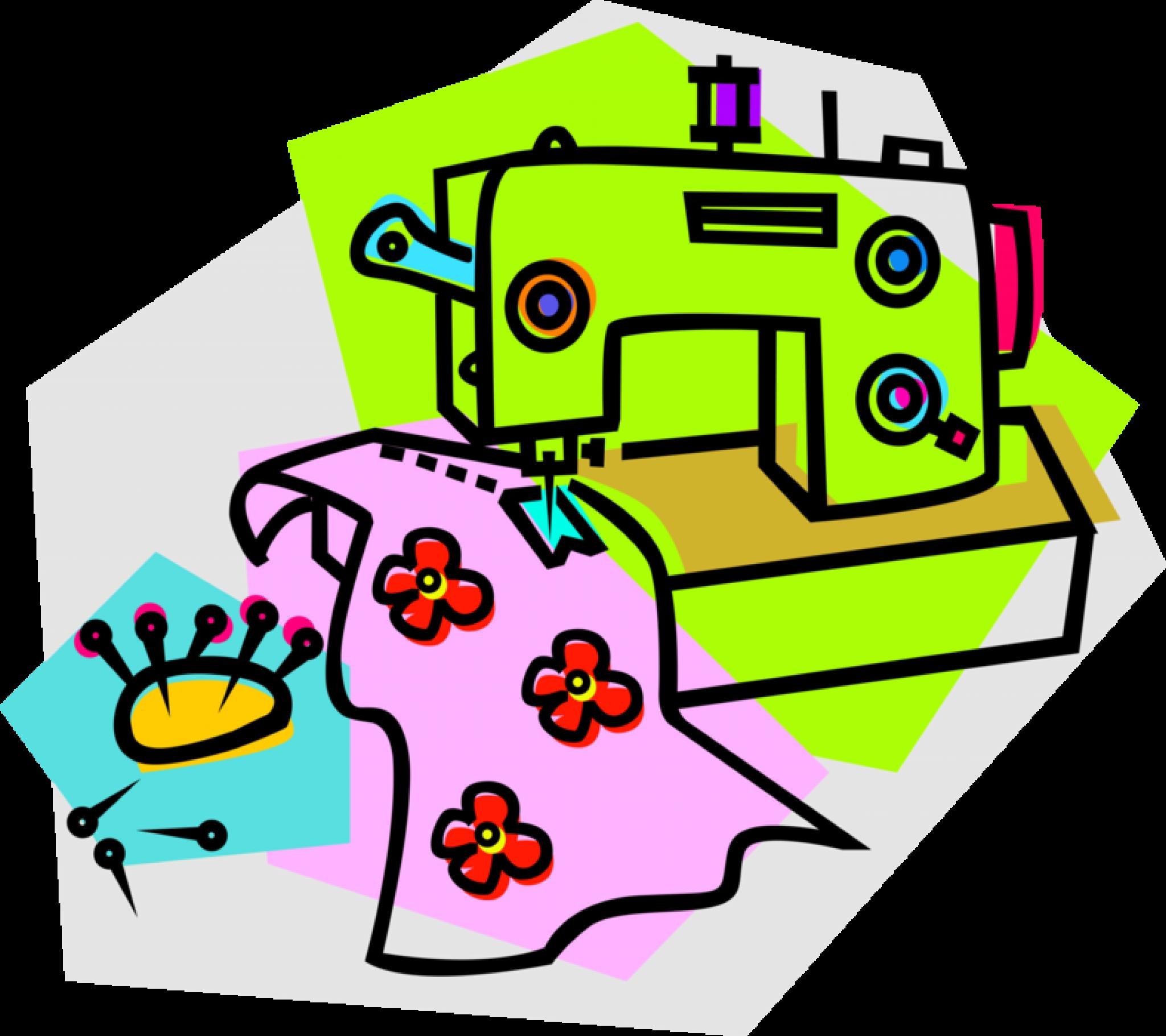 Картинка анимация швея