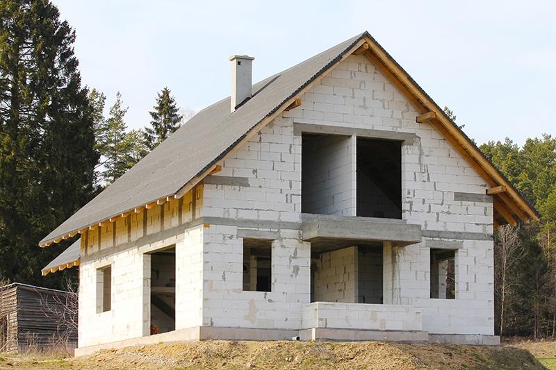Строю дом из пеноблоков